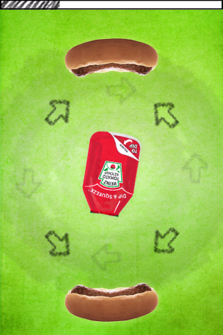 Screenshot Dip & Squeeze ™ Ketchup Craze