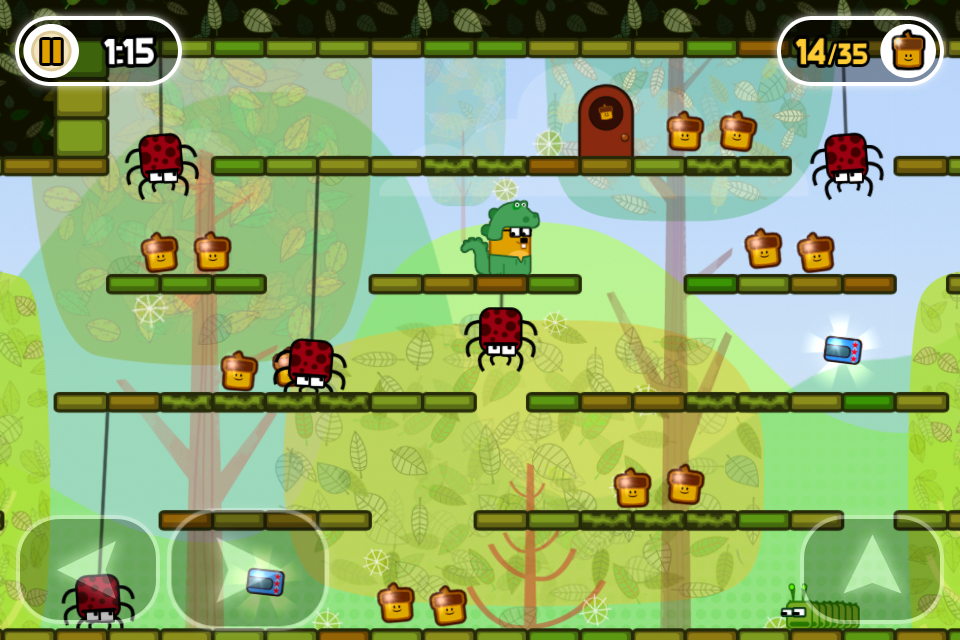 Little Acorns iPhone, iPad Screenshot